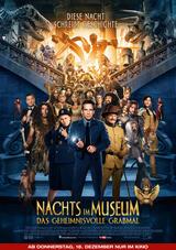Nachts im Museum 3 - Das geheimnisvolle Grabmal - Poster