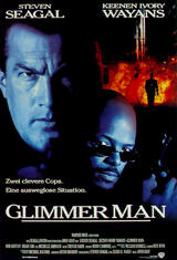 The Glimmer Man - Poster