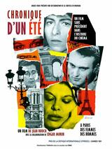 Chronicle of a Summer: Paris, 1960 - Poster