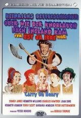Ist ja irre: Heinrichs Bettgeschichten oder Wie der Knoblauch nach England kam - Poster