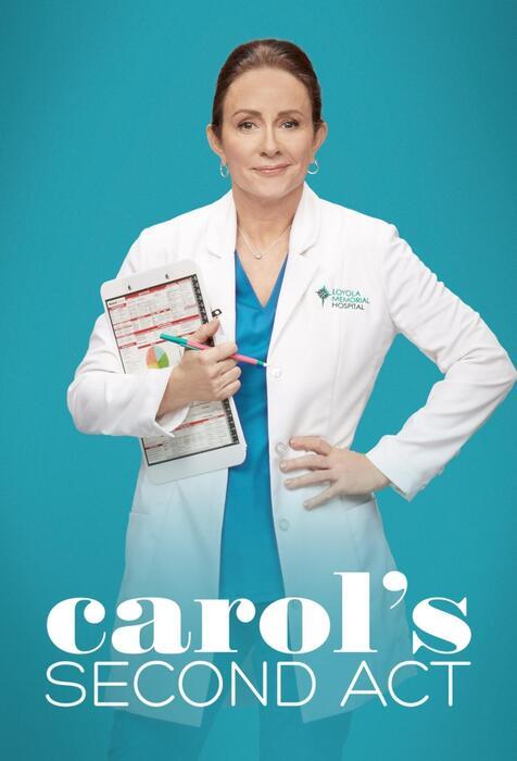 Carol's Second Act, Carol's Second Act - Staffel 1