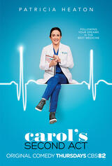Carol's Second Act - Staffel 1 - Poster