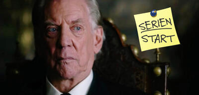 Donald Sutherland in Trust, Staffel 1