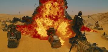 Bild zu:  Mad Max Fury Road