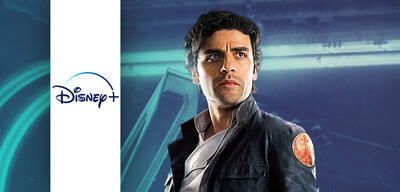 Oscar Isaac in Star Wars