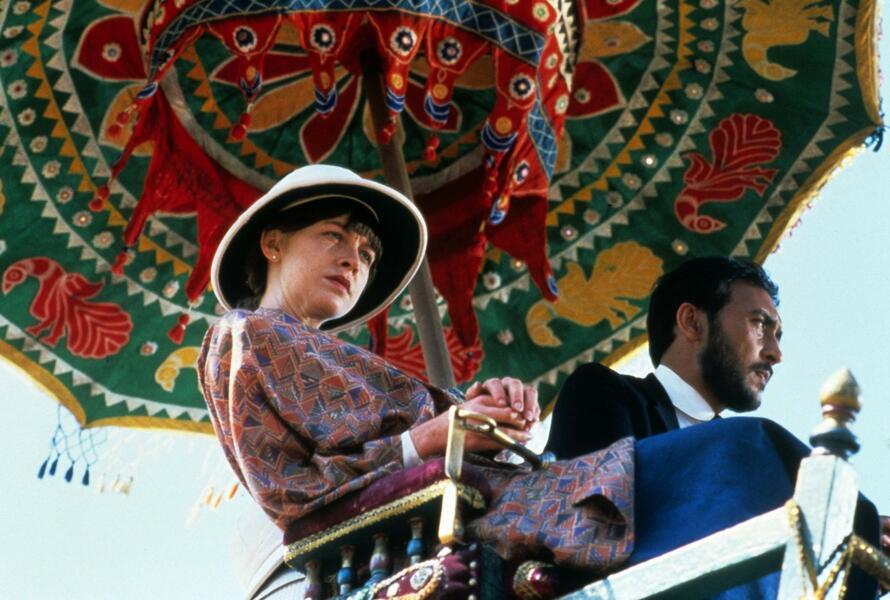 Reise nach Indien mit Judy Davis und Victor Banerjee