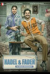 Nadel und Faden - Made in India - Poster