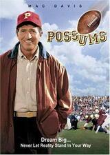 Possums - Der Traum vom Sieg - Poster