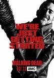 Walking dead s7 poster