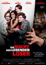 Die Nacht der lebenden Loser - Poster