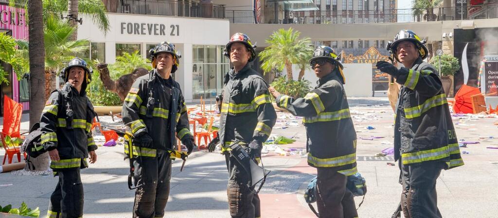 9-1-1: Notruf L.A. - Staffel 5