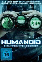 Humanoid - Der letzte Kampf der Menschheit Poster