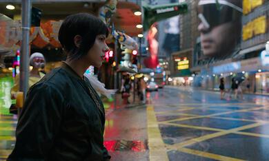 Ghost in the Shell mit Scarlett Johansson - Bild 1