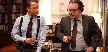Bild zu:  Tom Hanks und Philip Seymour Hoffman