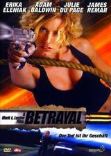 Betrayal - Der Tod ist ihr Geschäft - Poster