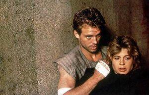 Terminator mit Michael Biehn und Linda Hamilton