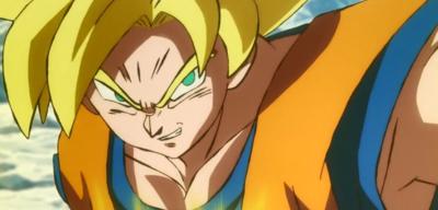 Son-Goku freut sich auf seinen nächsten Kinofilm