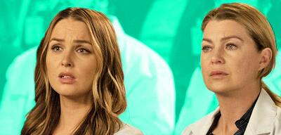 Grey's Anatomy nimmt es mit den Regeln nicht so genau