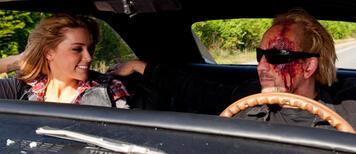 Die Rache hält ihn am Leben: Nicholas Cage in Drive Angry 3D