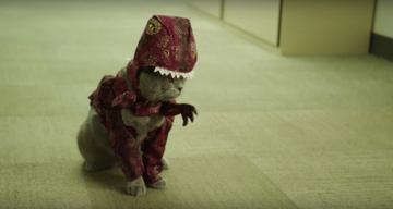 Jurassic World 2: Katze statt T-Rex?