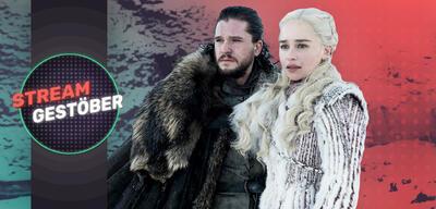 Game of Thrones: Kit Harington und Emilia Clarke in Staffel 8