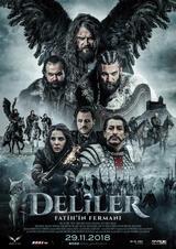 Deliler - Sieben für die Gerechtigkeit - Poster
