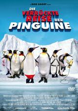 Die verrückte Reise der Pinguine - Poster
