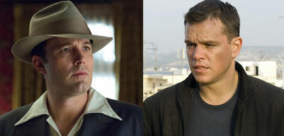 Live by Night/Jason Bourne