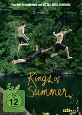 Kings of Summer - Poster