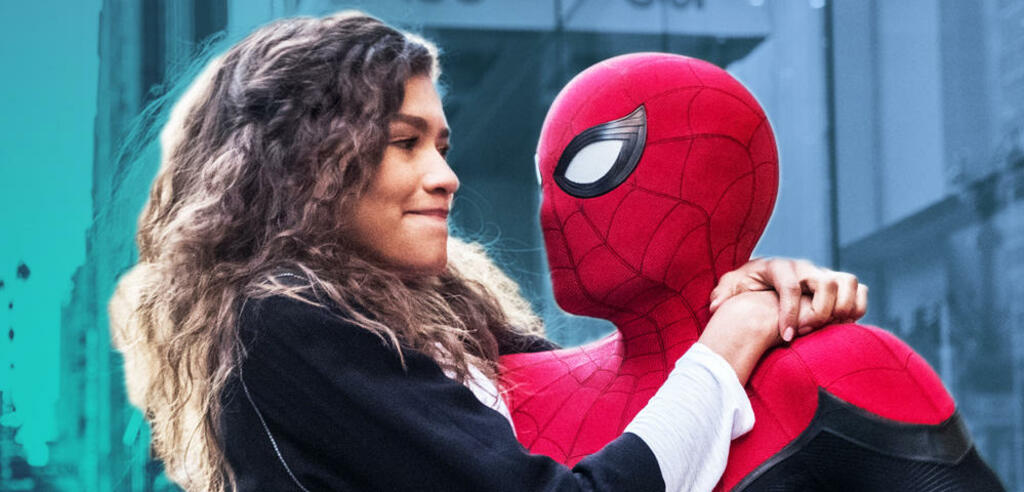 Zendaya und Tom Holland in Spider-Man: Far From Home