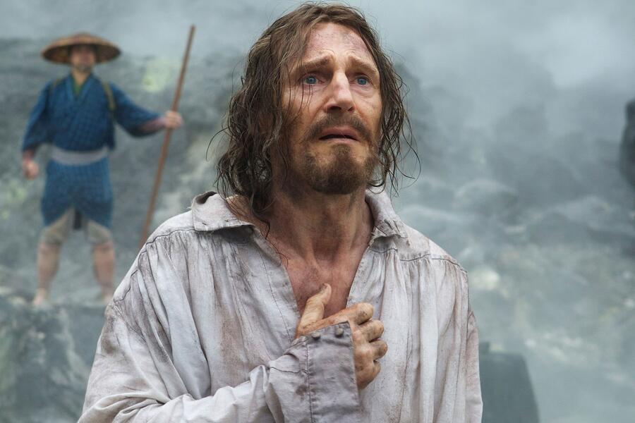 Silence mit Liam Neeson