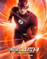The Flash - Staffel 5 - Poster