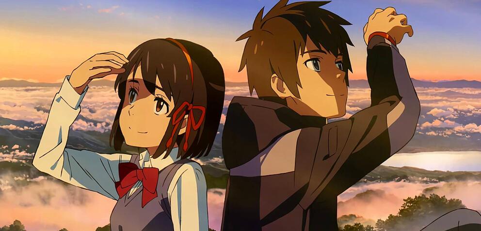 Mitsuha und Taki