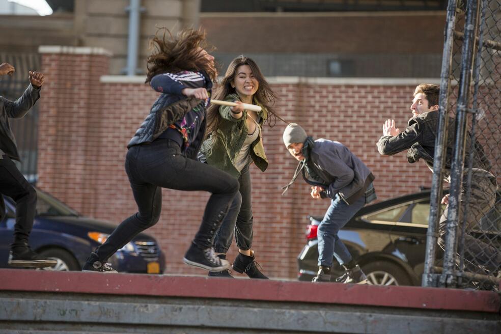 Marvel's Iron Fist, Marvel's Iron Fist Staffel 1 mit Jessica Henwick