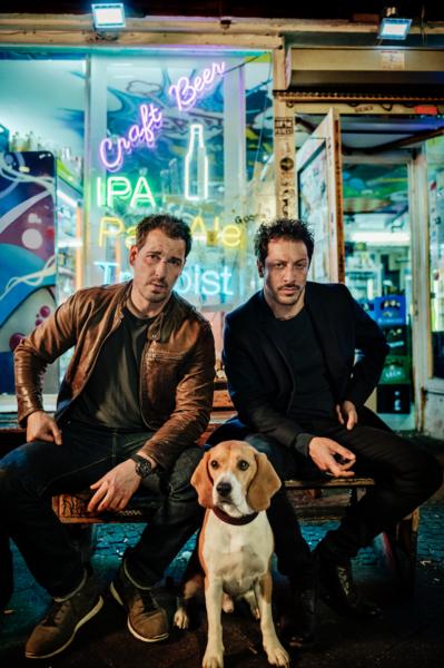 Dogs of Berlin, Dogs of Berlin - Staffel 1 mit Fahri Yardim und Felix Kramer
