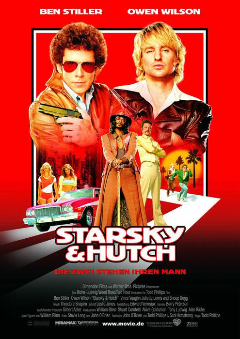 Starsky Hutch Stream Alle Anbieter Moviepilot De
