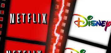 Bild zu:  Disney & Netflix