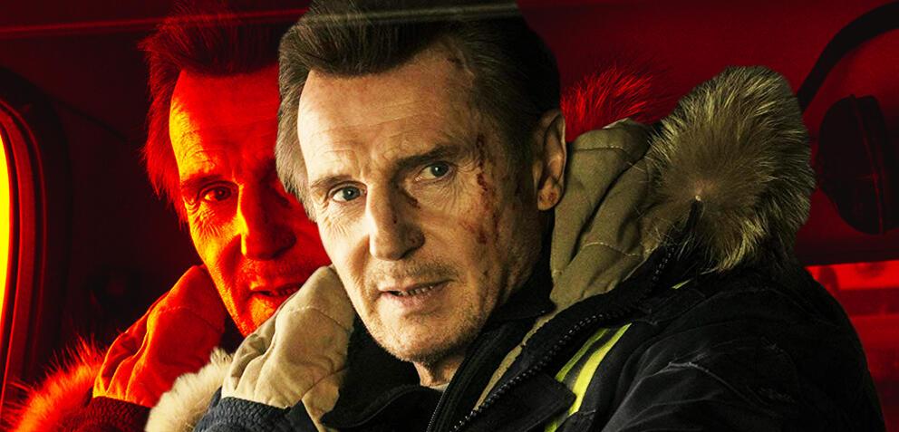 Liam Neeson in Hard Powder aka Cold Pursuit