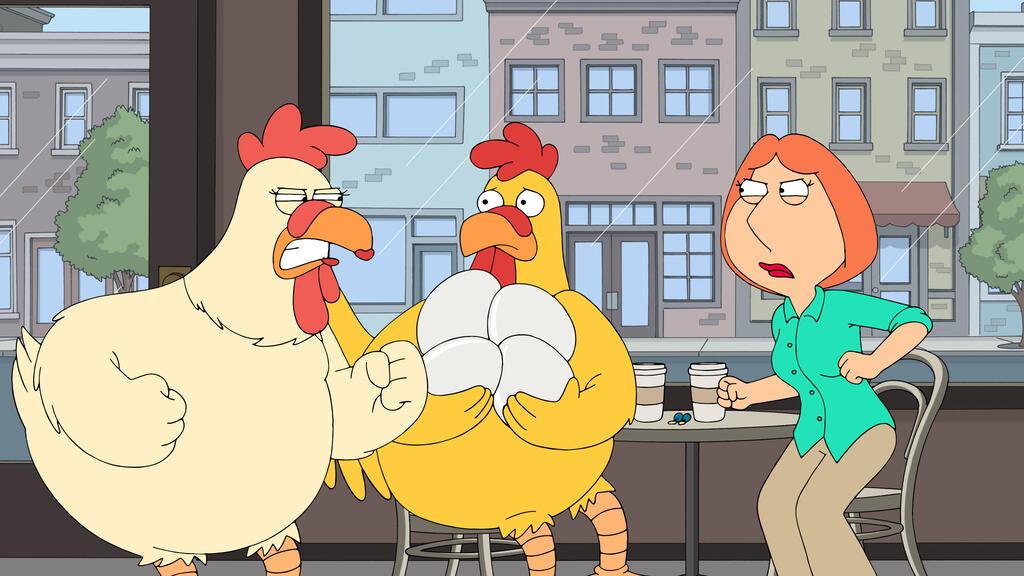 Family Guy - Staffel 16