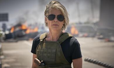 Terminator: Dark Fate mit Linda Hamilton - Bild 7