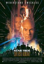 Star Trek VIII - Der erste Kontakt Poster