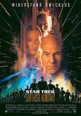 Star Trek VIII - Der erste Kontakt - Poster