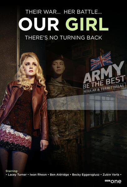 Eine Frau an der Front, Staffel 1 mit Lacey Turner
