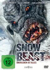 Snow Beast - Überleben ist alles - Poster