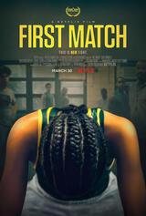 First Match - Poster