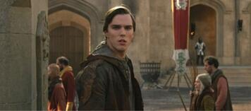 Nicholas Hoult in Jack and the Giants