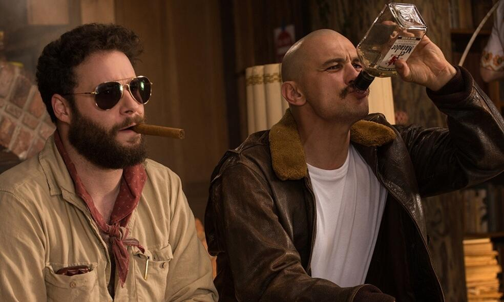 Zeroville mit James Franco und Seth Rogen