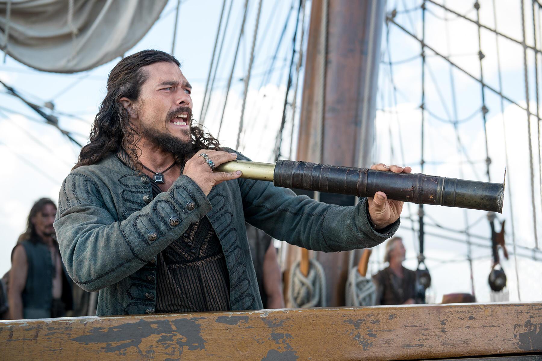 Black Sails Episoden