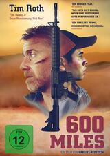600 Miles - Poster