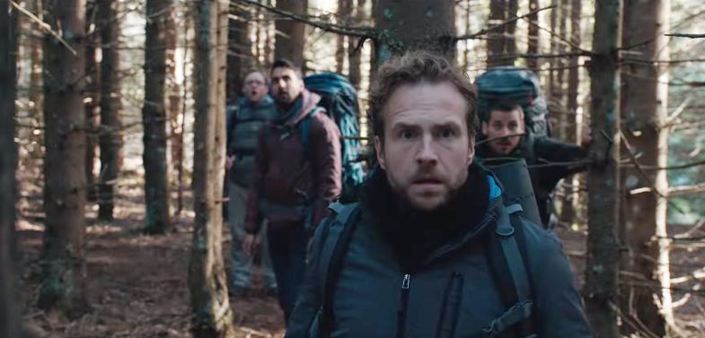 The Ritual - Wandern ist tödlich im ersten Trailer zum Horror-Thriller